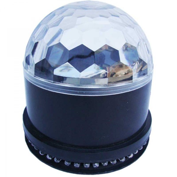 SUNBALL Bola Disco Led crystal ball RGB