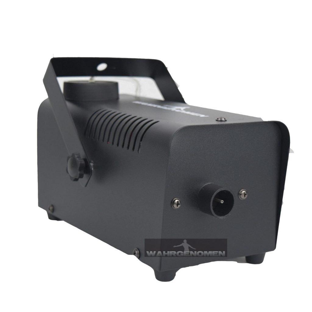 FOGCH Máquina de humo alámbrica 500W