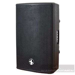 "JWH516A Bafle Biamplificado 15"" bluetooth, USB, display y 10,000w pmpo logo"