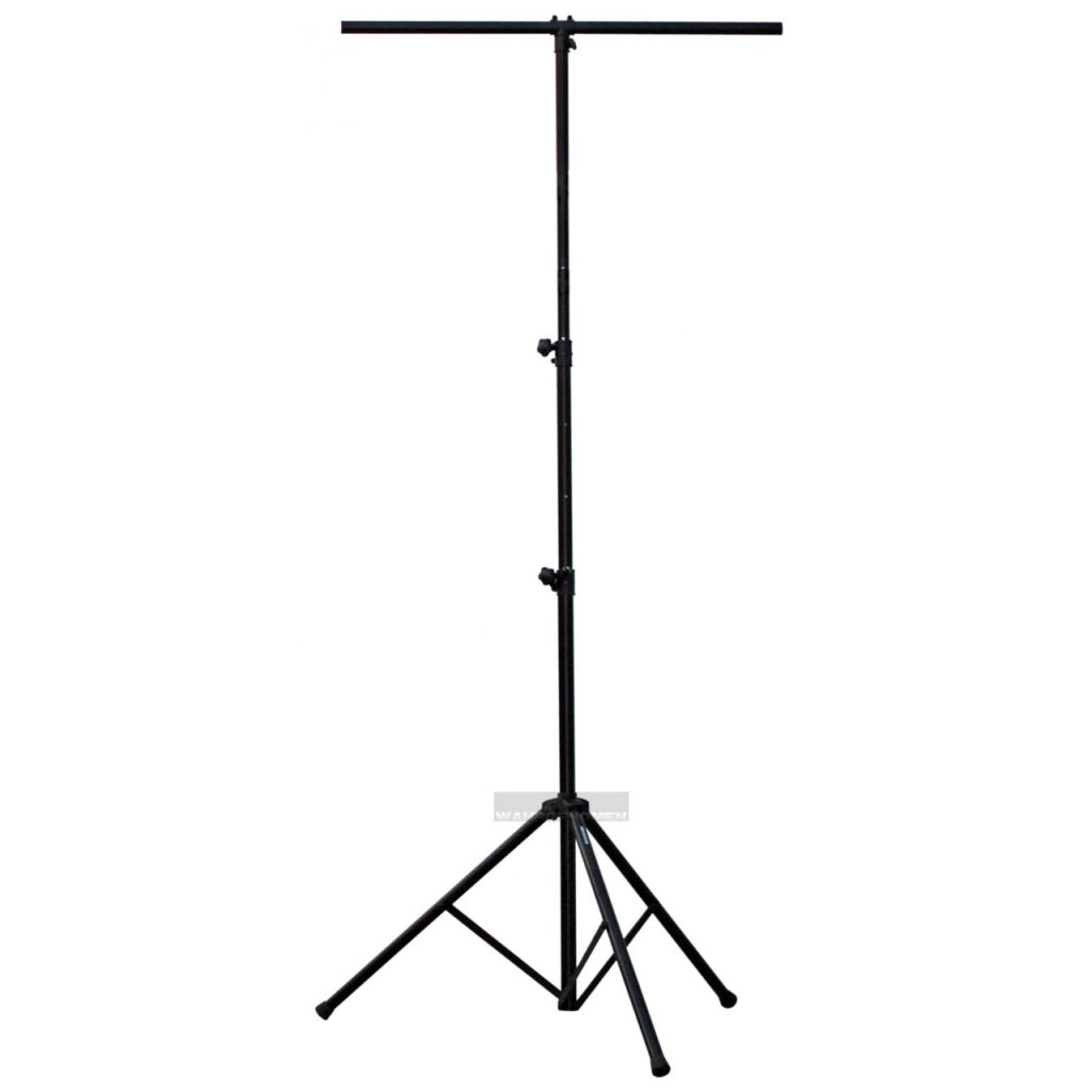 """LST01 Stand Para Luces Profesional """"Barra T"""" Metalico"""