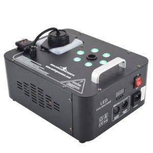 FOGVERTGDE Maquina de humo Vertical 1200w leds RGB inalámbrica/DMX
